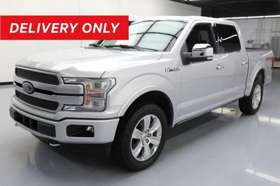 2018 Ford F-150  for sale VIN: 1FTEW1EGXJFE69580