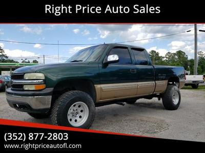 2002 Chevrolet Silverado 1500 LS for sale VIN: 2GCEK19T021337567