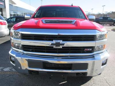 Chevrolet Silverado 2500 2017 for Sale in Bentonville, AR