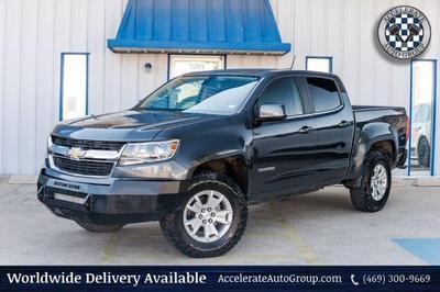 Chevrolet Colorado 2016 for Sale in Rowlett, TX