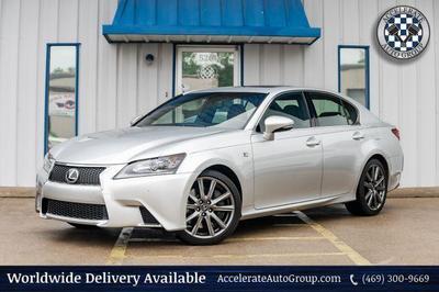 Lexus GS 350 2014 a la venta en Rowlett, TX