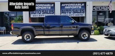 Chevrolet Silverado 1500 2002 for Sale in Murrieta, CA