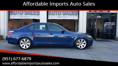 BMW 530 2007 for Sale in Murrieta, CA