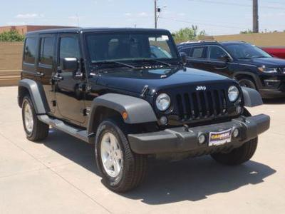 Jeep Wrangler Unlimited 2017 for Sale in Killeen, TX