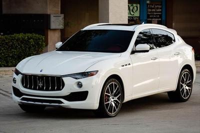 Maserati Levante 2017 for Sale in San Diego, CA