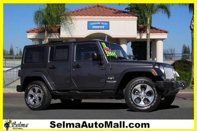 Jeep Wrangler JK Unlimited 2018 for Sale in Selma, CA