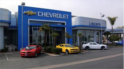 Liberty Chevrolet Image 3