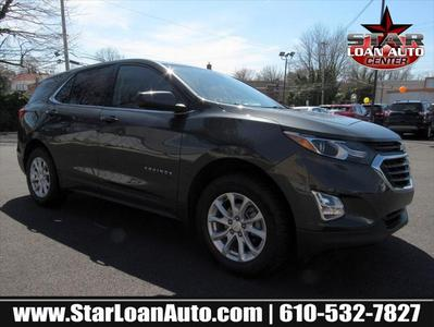 Chevrolet Equinox 2018 for Sale in Folcroft, PA