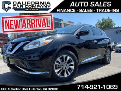 Nissan Murano 2017 for Sale in Fullerton, CA
