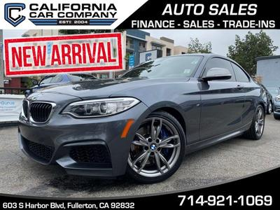 BMW M235 2014 for Sale in Fullerton, CA