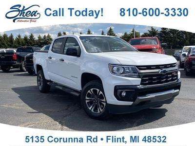 Chevrolet Colorado 2021 for Sale in Flint, MI