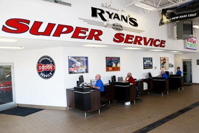 Ryan Auto Mall Chrysler Dodge Jeep Ram Image 2