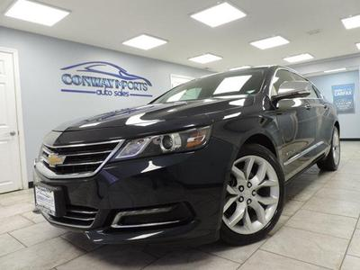 2015 Chevrolet Impala LTZ for sale VIN: 1G1165S38FU112594