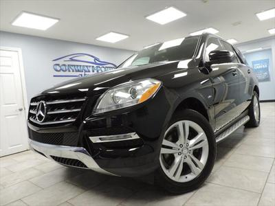 2012 Mercedes-Benz M-Class ML 350 4MATIC for sale VIN: 4JGDA5HB6CA013203