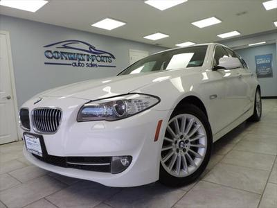 2013 BMW 535 i xDrive for sale VIN: WBAFU7C50DDU72726