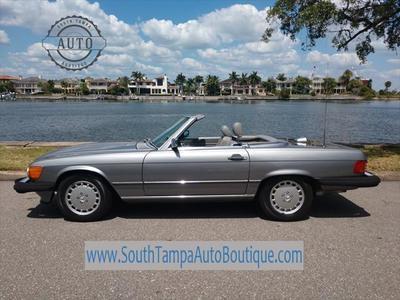 Mercedes-Benz SL-Class 1987 for Sale in Tampa, FL