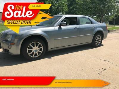 2007 Chrysler 300 Limited for sale VIN: 2C3KK53G07H611889