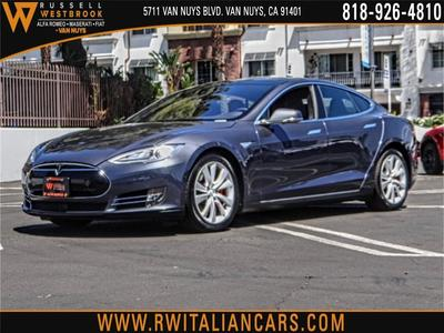 Tesla Model S 2016 a la venta en Van Nuys, CA
