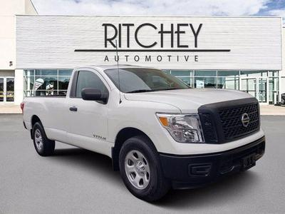 Nissan Titan 2017 for Sale in Jackson, MS