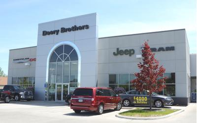 Deery Brothers Chrysler Dodge Jeep Ram of Iowa City Image 1