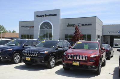Deery Brothers Chrysler Dodge Jeep Ram of Iowa City Image 5