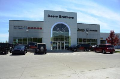 Deery Brothers Chrysler Dodge Jeep Ram of Iowa City Image 7