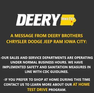 Deery Brothers Chrysler Dodge Jeep Ram of Iowa City Image 9