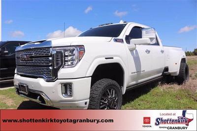GMC Sierra 3500 2021 for Sale in Granbury, TX
