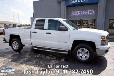 2014 Chevrolet Silverado 1500 LT for sale VIN: 1GCVKREC5EZ348449