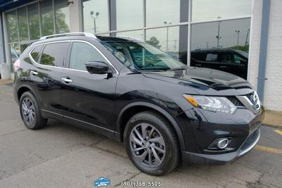 2016 Nissan Rogue SL for sale VIN: 5N1AT2MT5GC802592