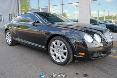 2005 Bentley Continental GT  for sale VIN: SCBCR63W85C025243