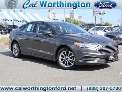 Ford Fusion 2017 for Sale in Long Beach, CA