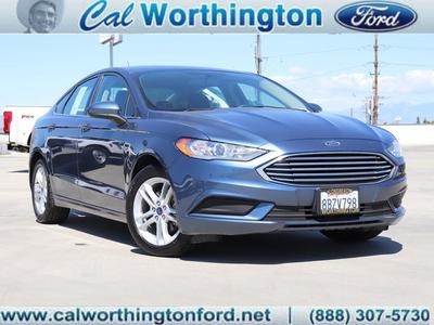 Ford Fusion 2018 for Sale in Long Beach, CA