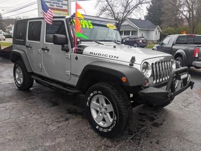 Jeep Wrangler Unlimited 2009 for Sale in Olean, NY