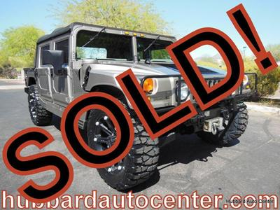 2001 AM General Hummer  for sale VIN: 137FA90341E195467