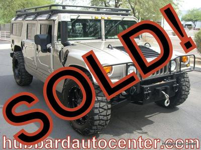 2001 AM General Hummer  for sale VIN: 137ZA84371E190880