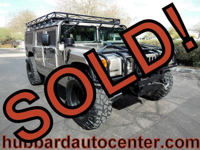 2000 AM General Hummer  for sale VIN: 137ZA8437YE190193