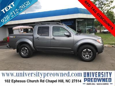 Nissan Frontier 2016 a la Venta en Chapel Hill, NC