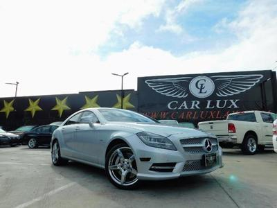 2012 Mercedes-Benz CLS-Class CLS 550 for sale VIN: WDDLJ7DB8CA031225