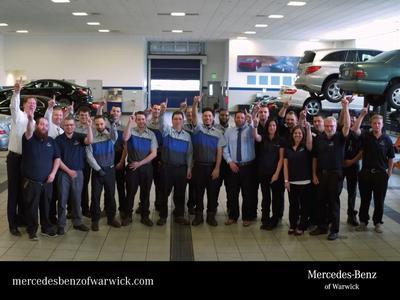Mercedes-Benz of Warwick Image 9