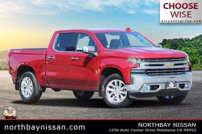 Chevrolet Silverado 1500 2019 for Sale in Petaluma, CA