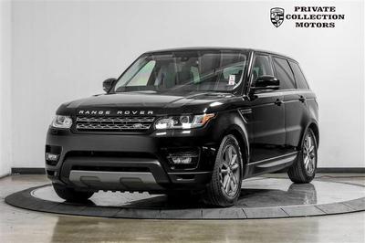 Land Rover Range Rover Sport 2016 for Sale in Costa Mesa, CA