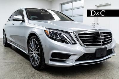 2014 Mercedes-Benz S-Class S 550 for sale VIN: WDDUG8CB0EA018577