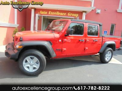 Jeep Gladiator 2020 for Sale in Saugus, MA