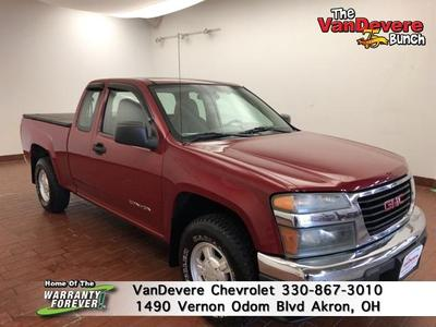 GMC Canyon 2005 for Sale in Akron, OH