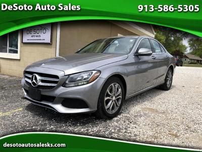 Mercedes-Benz C-Class 2015 for Sale in De Soto, KS