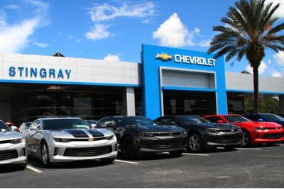Stingray Chevrolet Image 1