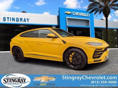 Lamborghini Urus 2020 for Sale in Plant City, FL