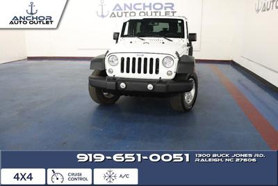 Jeep Wrangler JK Unlimited 2018 for Sale in Raleigh, NC