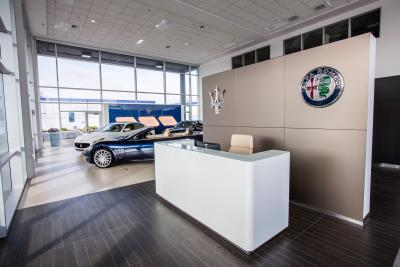 Niello Maserati Alfa Romeo Image 4